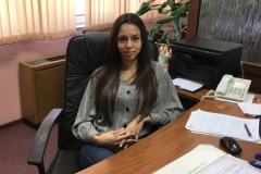Ms. Kristiyana Balanova