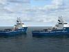 New ordered Seismic Support Vessel